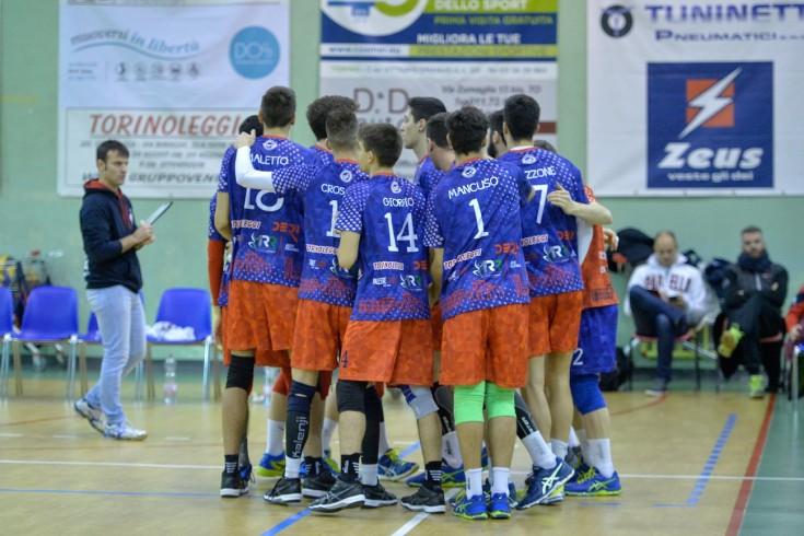 Serie B: Volley Parella Torino - Novi Pallavolo