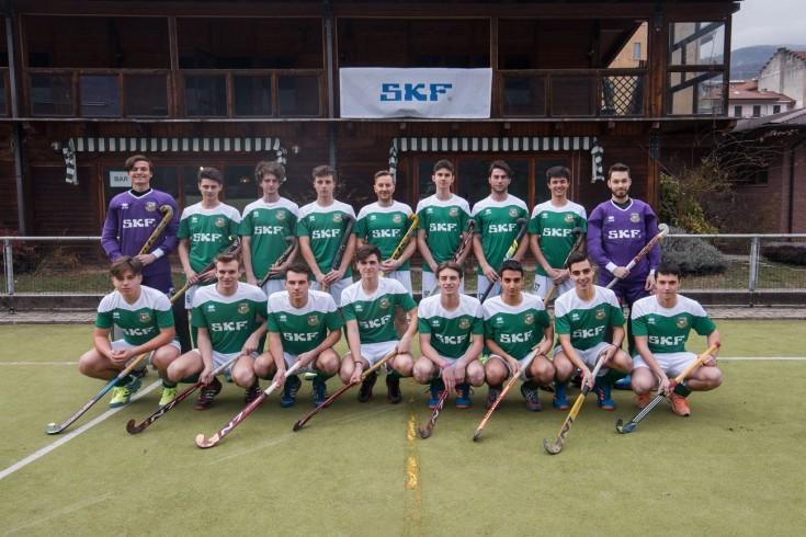 Serie A1: SKF Hockey Valchisone - HC Bra