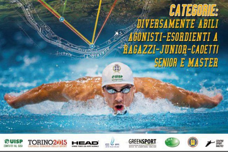 Nuoto di fondo in acque libere - 1° Meeting Open