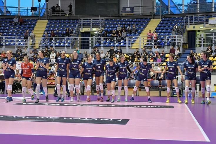Serie A2: Barricalla CUS Torino Volley - Itas Città Fiera Martignacco