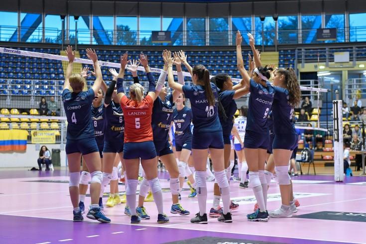 Serie A2: Barricalla CUS Torino Volley - LPM BAM Mondovì
