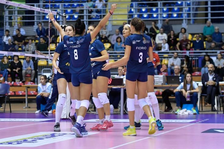 Serie A2: Barricalla CUS Torino Volley - Golden Tulip Volalto 2.0 Caserta