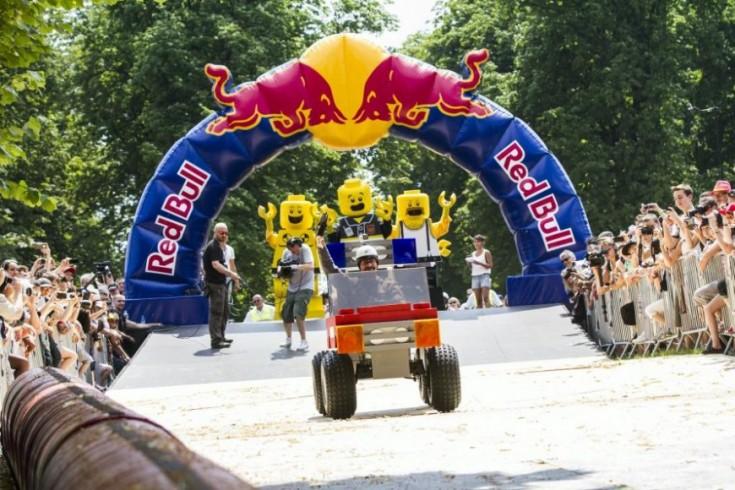 Red Bull Soapbox Race 2014