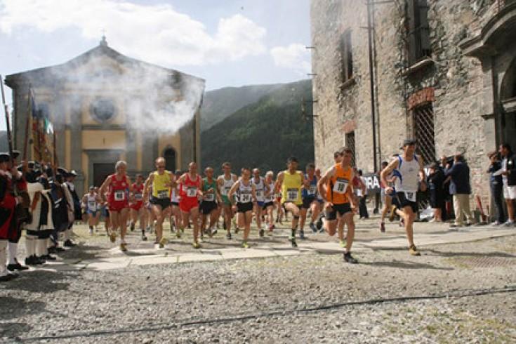 "4000 scalini ""Corri Forte"" - Fenestrelle"