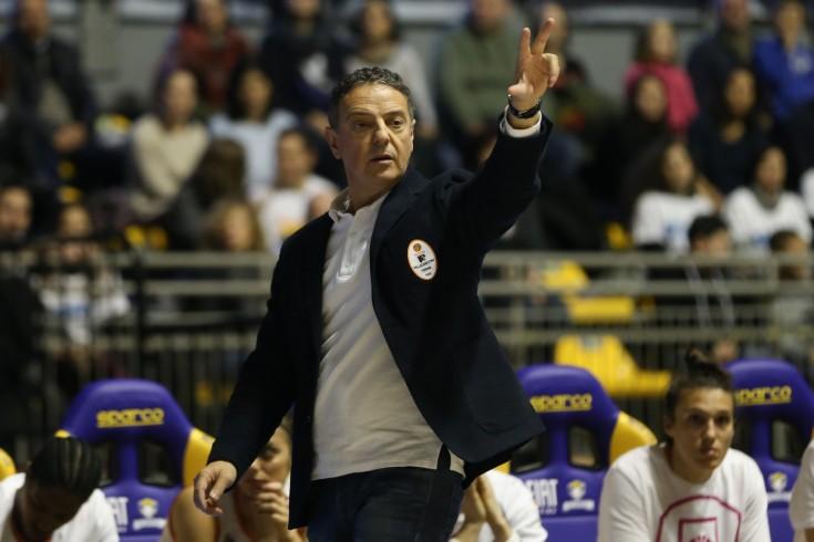 Serie A1: Iren Fixi Pallacanestro Torino - Basket per l'Unicef Costa Masnaga