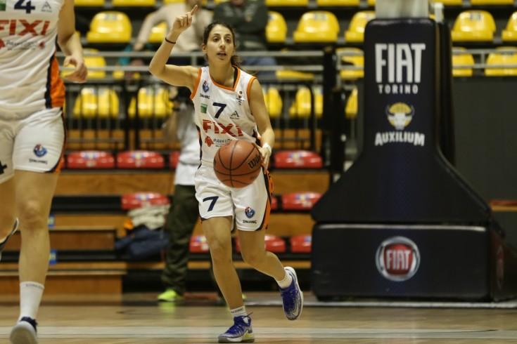 Serie A1: Iren Fixi Pallacanestro Torino - Geas Basket Sesto San Giovanni