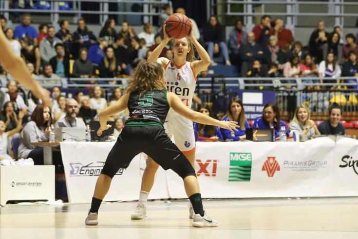 Serie A1: Iren Fixi Pallacanestro Torino - Sicily By Car Palermo