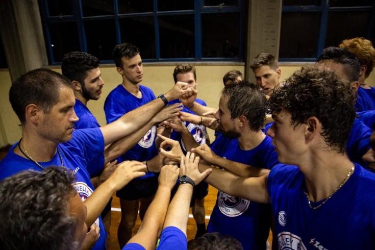Serie A3: Vivibanca Parella Torino - Trentino Volley