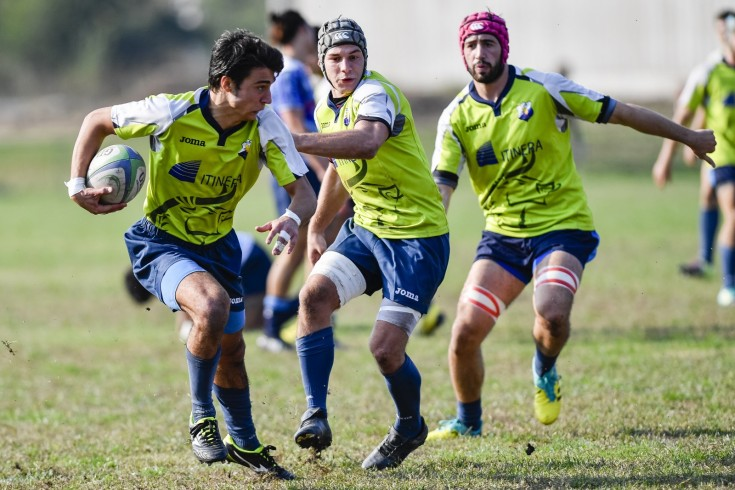 Serie A: Itinera CUS Ad Maiora Rugby 1951 - Pro Recco Rugby