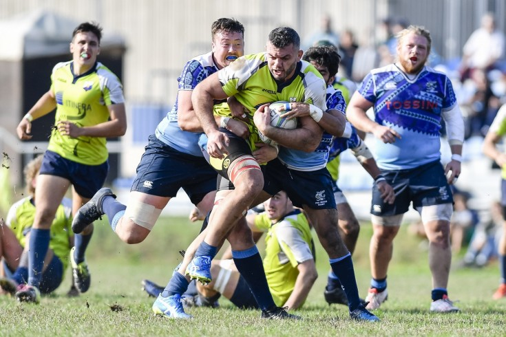 Serie A: Itinera CUS Ad Maiora Rugby 1951 - ASR Rugby Milano