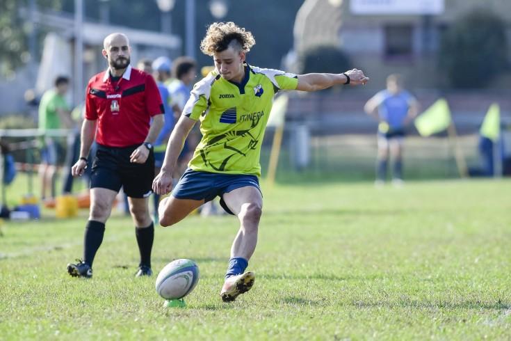 Serie A: Itinera CUS Ad Maiora Rugby 1951 - Amatori Rugby Alghero