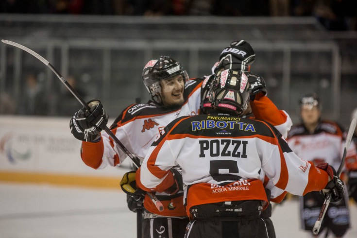 Serie A: Hockey Club Valpellice vs Asiago Migross