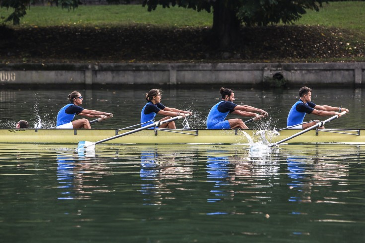 Rowing for Rio 2015 - Regata Nazionale Pararowing