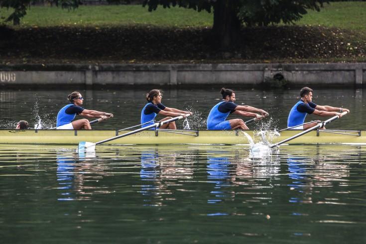Rowing for Rio 2015 - Regata Nazionale Pararowing