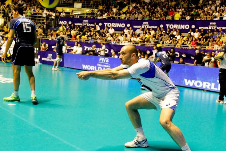 Campionati Europei di Pallavolo: Italia vs Croazia