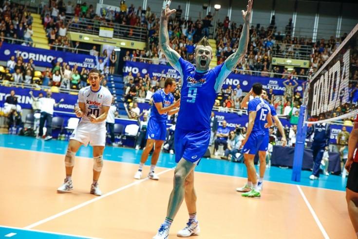 Campionati Europei di Pallavolo: Italia vs Francia