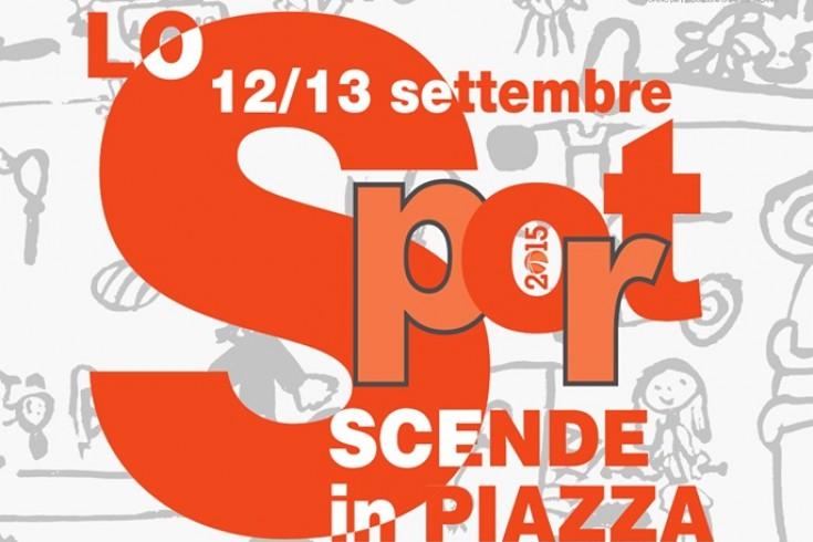 """Festa dello Sport """"Lo sport scende in piazza"""""""