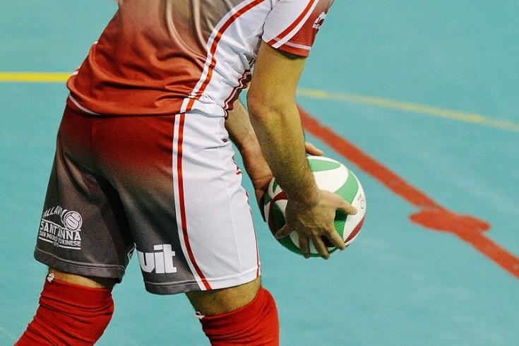 Serie B1 maschile: Sant'Anna Tomcar - Volley Parella Torino