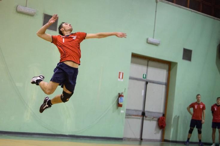 Serie B1 maschile: Volley Parella Torino - Canottieri Ongina Volley