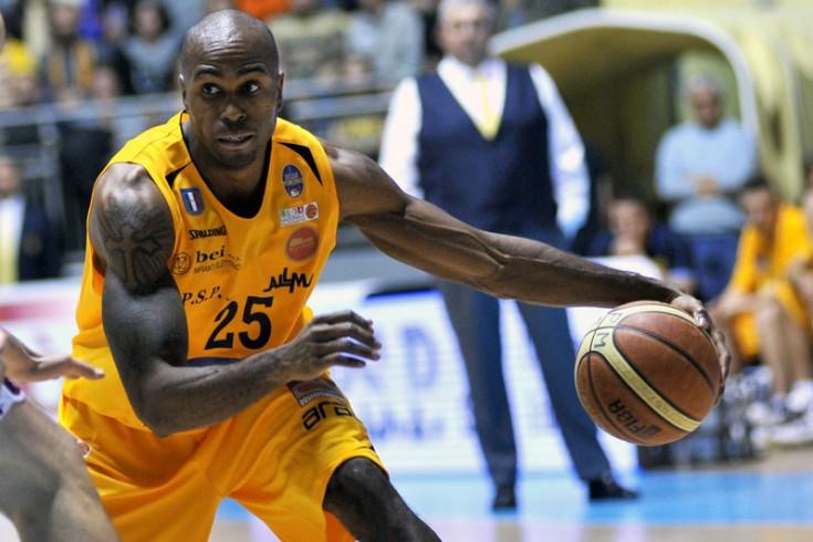 Adecco Gold maschile: PMS Torino vs Aquila Basket Trento