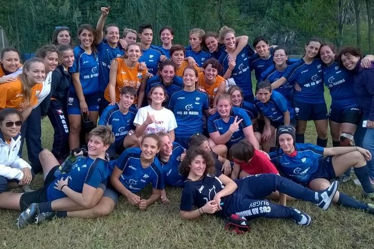 Serie A femminile: CUS Torino - Cogoleto Province del Nord-Ovest