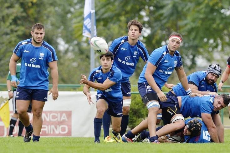 Serie A maschile: Cus Torino - Valpolicella