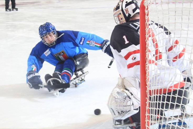 Torneo Internazionale di Ice Sledge Hockey