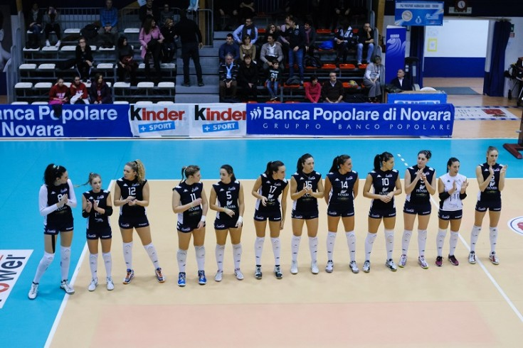 Serie A2 femminile: Fenera Chieri - Clendy Aversa