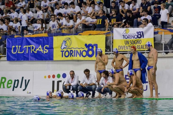 Serie A1: Torino 81 - Sport Management