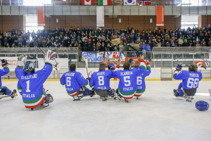 Torneo Internazionale di Para Ice Hockey