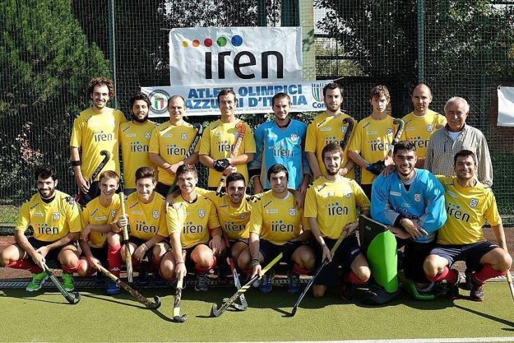 Serie A2: HC Rassemblement Piemonteis - CUS Cagliari