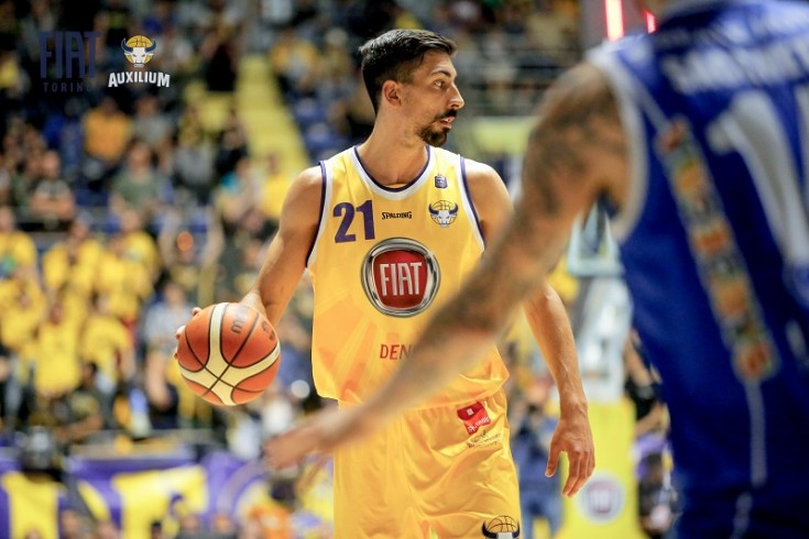 Serie A: Fiat Torino - New Basket Brindisi