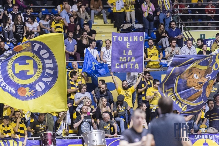 Serie A: Fiat Torino - Dolomiti Energia Trentino