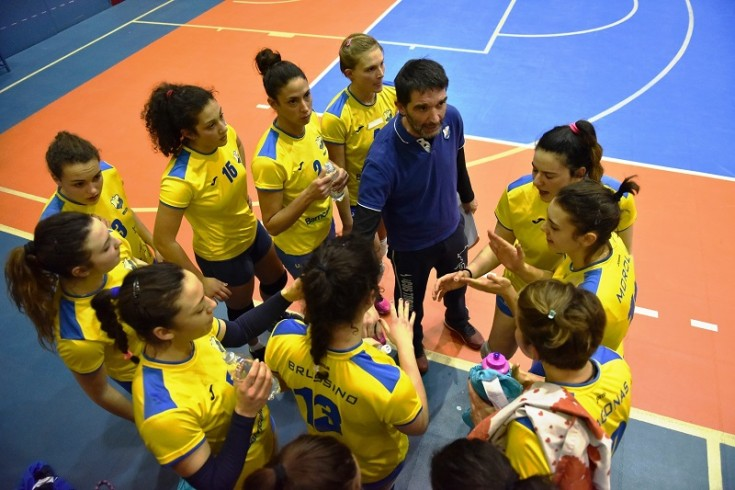 Serie A2: Barricalla CUS Collegno Volley - Savallese Millenium Brescia