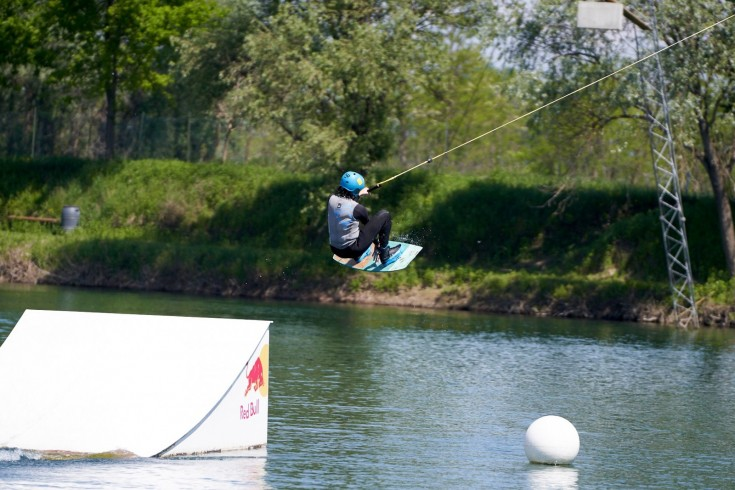 Campionati Italiani di Categoria di cable wakeboard