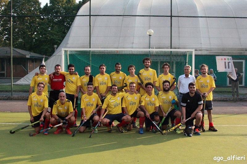 Serie A2: HC Rassemblement - HC Pistoia