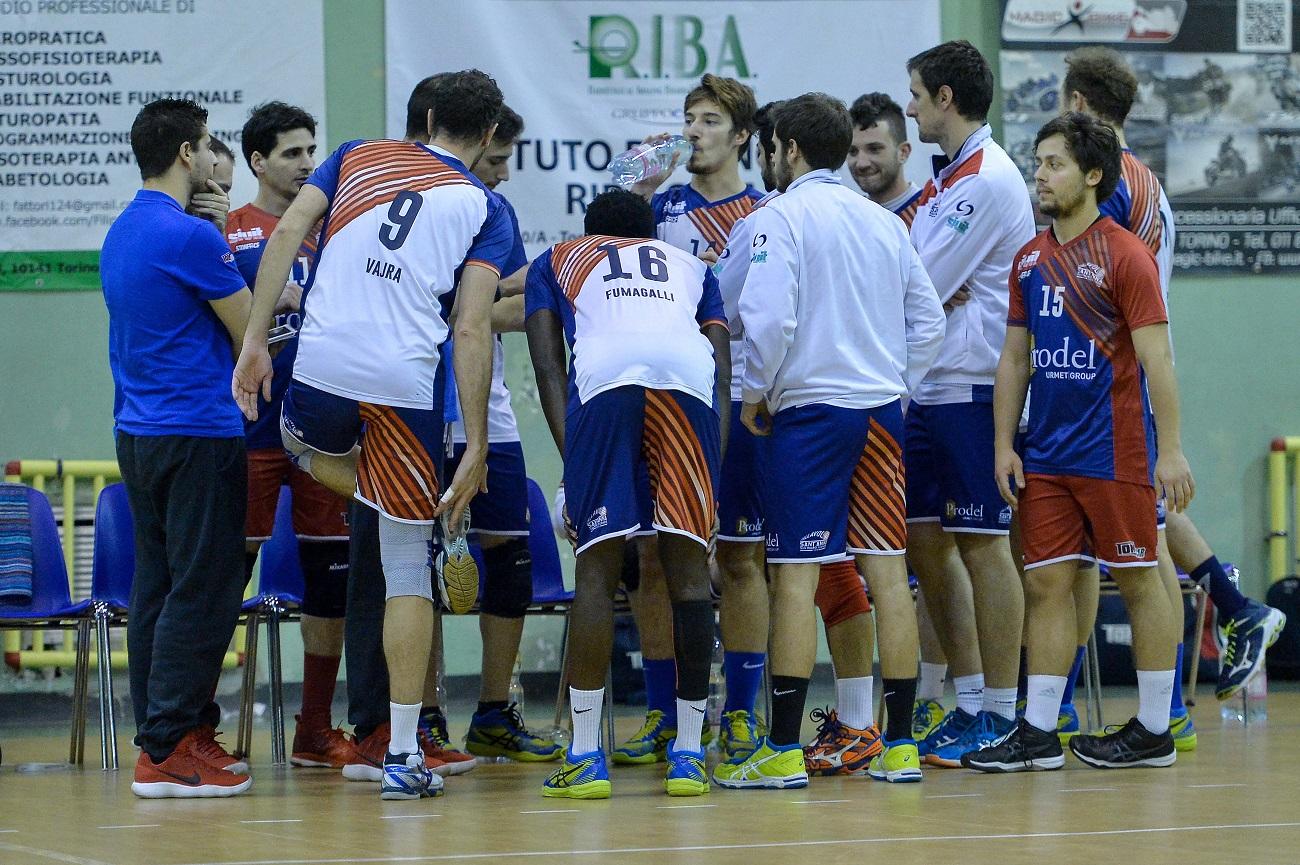 Serie B: Sant'Anna Tomcar - Erreesse Pavic Romagnano