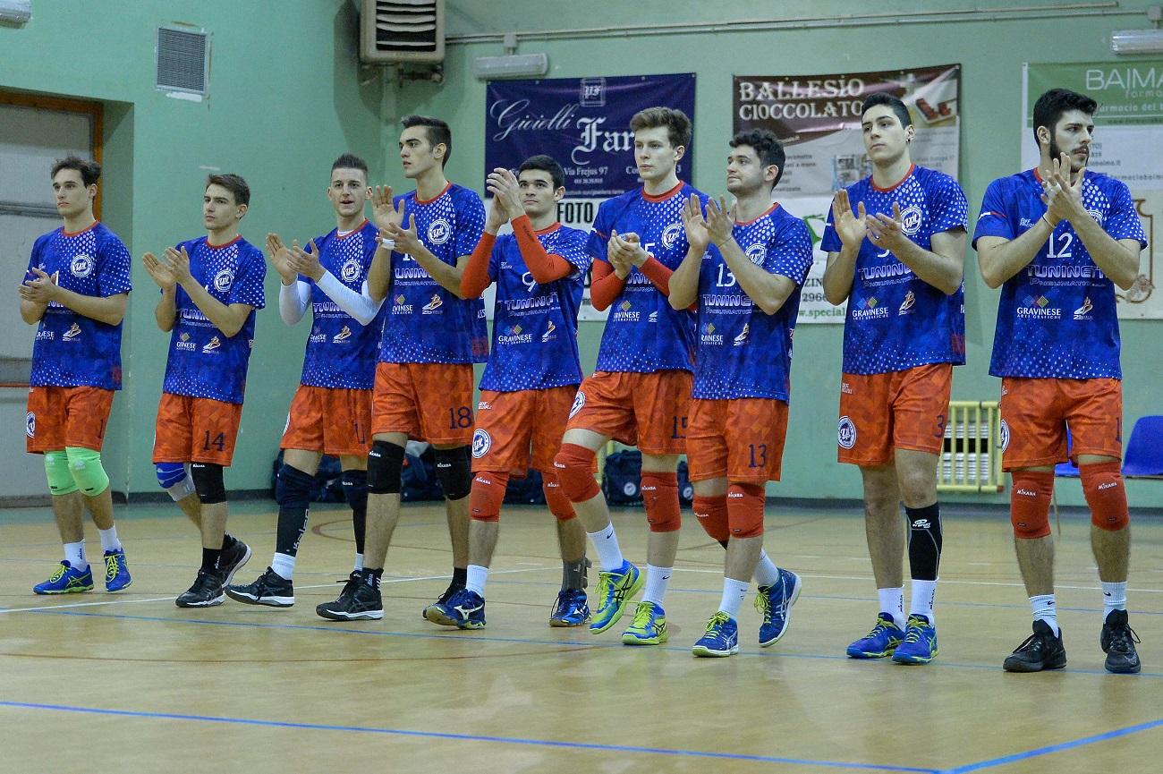 Serie B: Volley Parella Torino - Opem Audax Parma