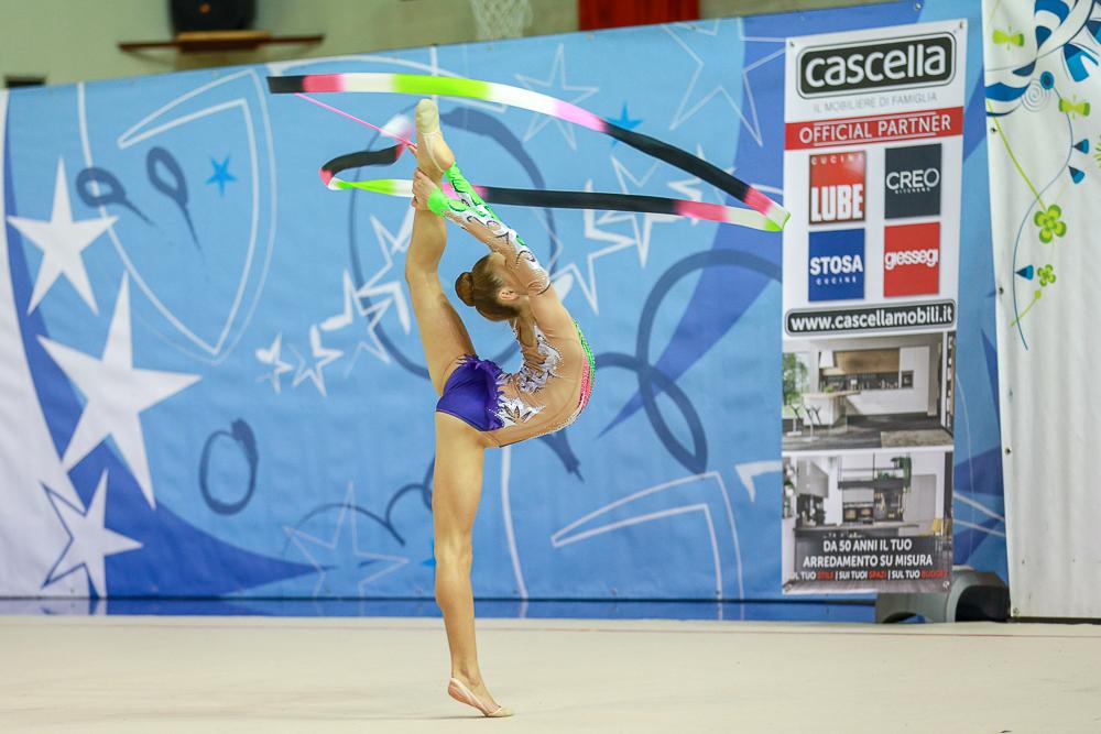 Campionati Italiani Assoluti - 1^ tappa Campionato Nazionale di Insieme Gold