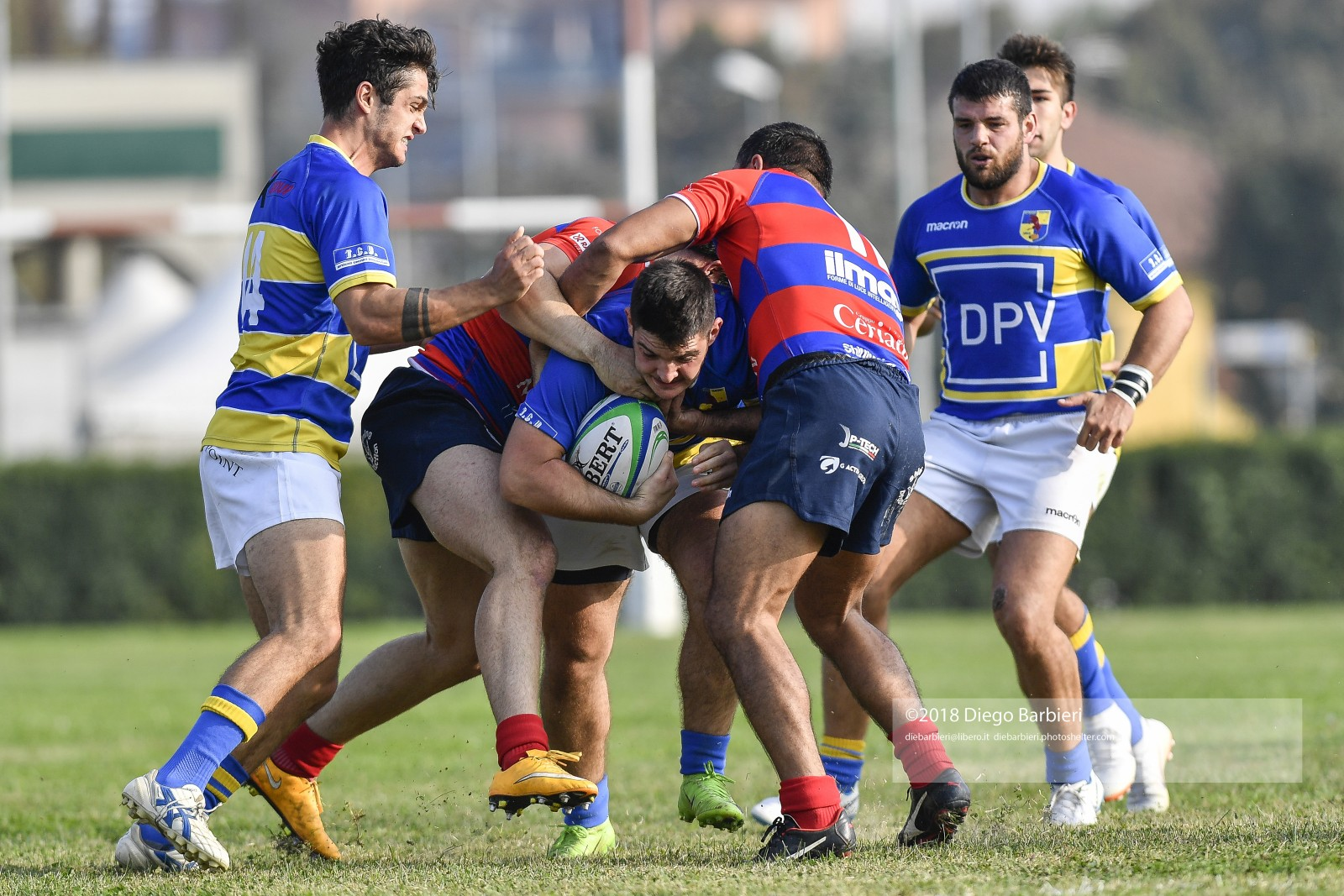 Serie A: TKGroup VII Rugby Torino - Pro Recco Rugby