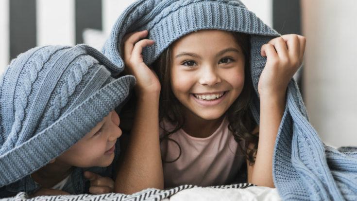 correggere postura bambini