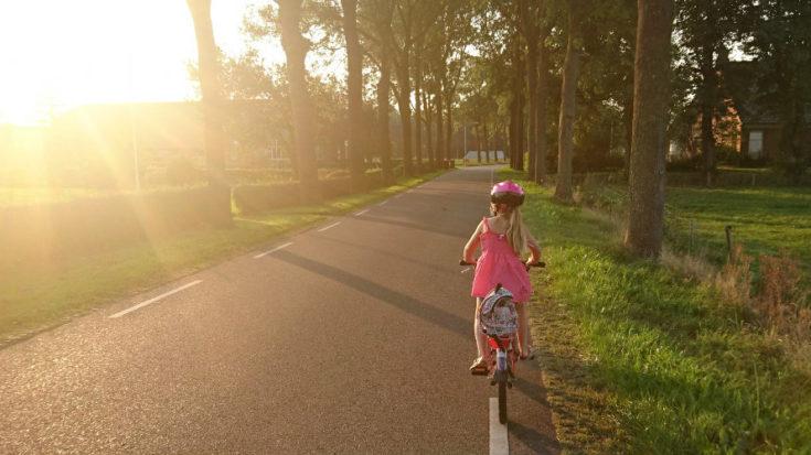 tarsporto bimbi in bici