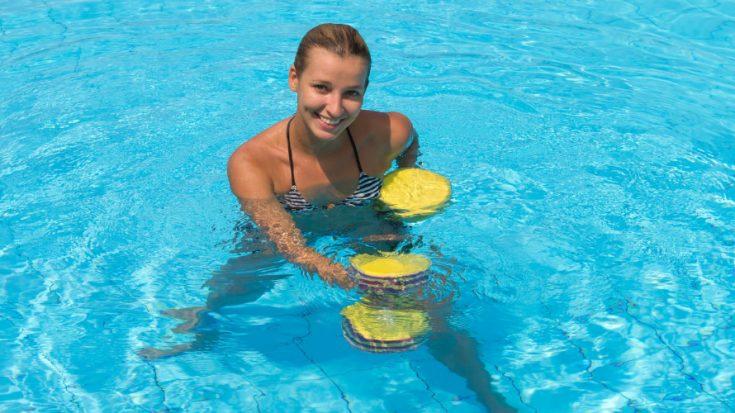 ginnastica in acqua per dimagrire