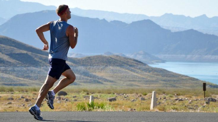 correre con il caldo rischi
