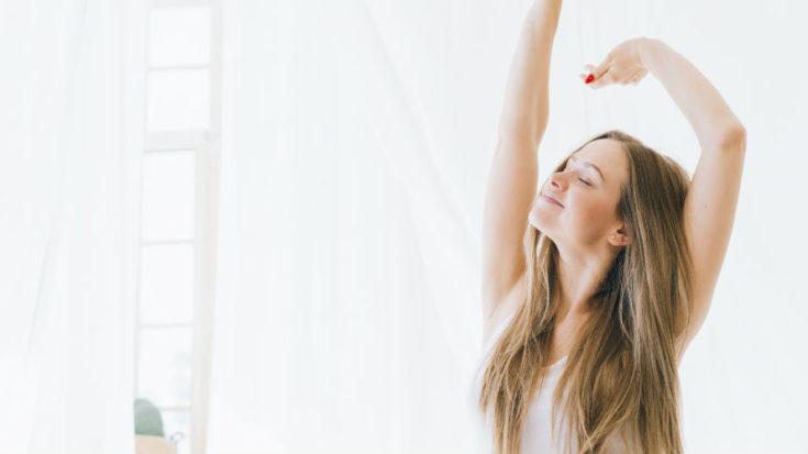 stretching esercizi